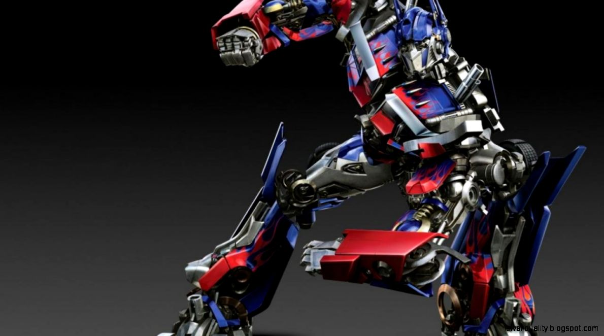 Leader Autobots Optimus Prime Transformers Wallpaper