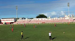 Sergipão Banese SUB-20 da Série A1, teve início neste domingo com três jogos