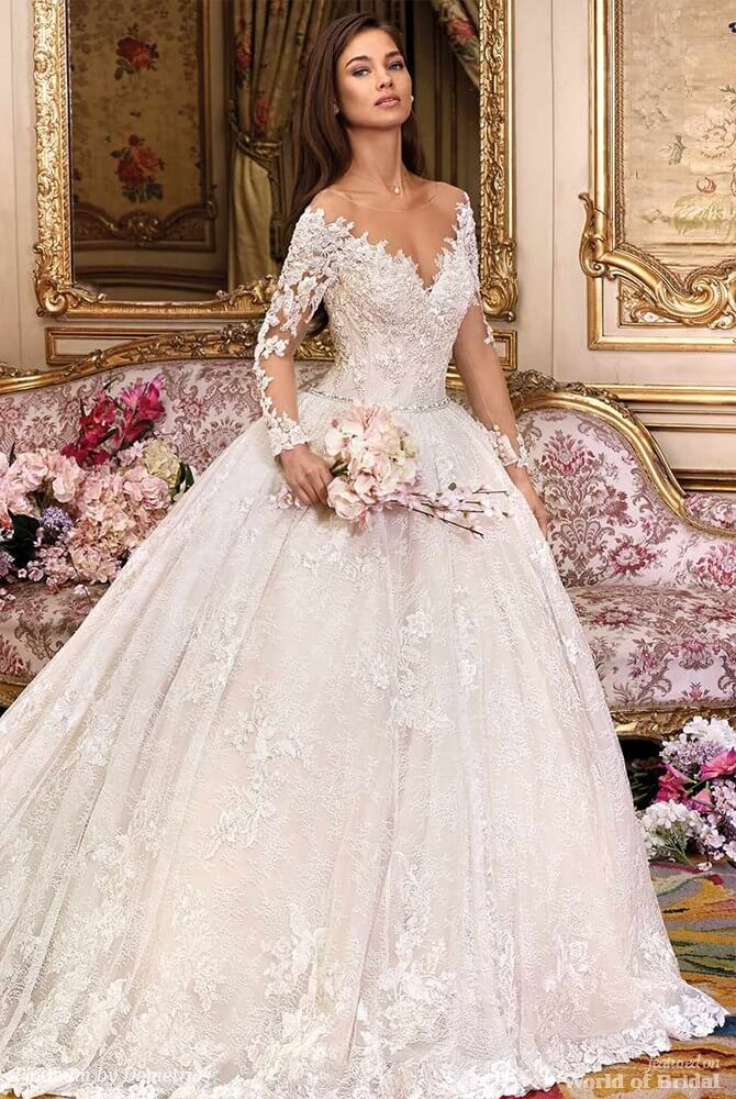 Platinum by Demetrios 2018 Wedding Dresses - World of Bridal