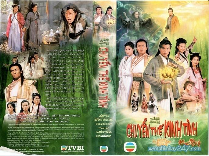 http://xemphimhay247.com - Xem phim hay 247 - Chuyển Thế Kinh Tình (2002) - The Battle Against Evil (2006)
