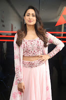 Pragya Jaiswal in stunning Pink Ghagra CHoli at Jaya Janaki Nayaka press meet 10.08.2017 064.JPG