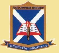 Ajayi Crowther University blog