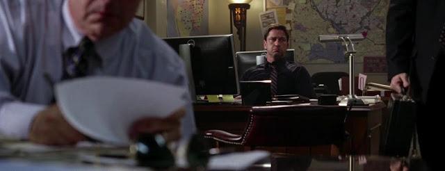 Mike Menjadi Back Office di Departemen Keuangan