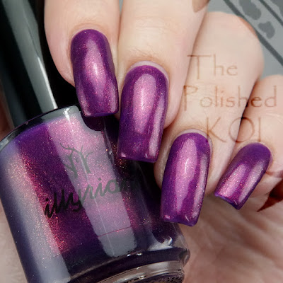 Illyrian Polish Illusive