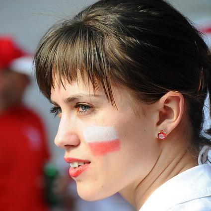 polish woman