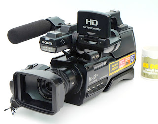 Jual Handycam Sony Professional HXR MC2500 Full HD Bekas