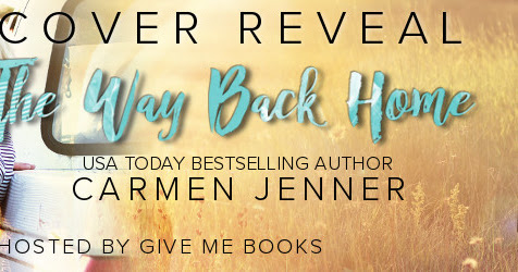 The Way Back Home Cover Reveal and Giveaway