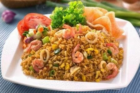 Resep Nasi Goreng Spesial Ala Restoran Kuliner Wisata