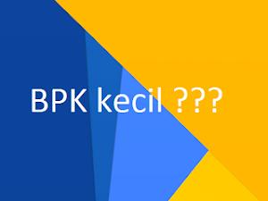 Faktor Yang Menyebabkan Nilai BPK atau CPC Adsense Kecil