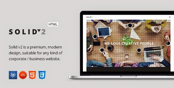 Best Responsive Business HTML5 Template