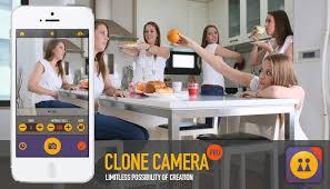 تطبيق Clone Camera Pro للتعديل على الصور وإضافة المؤثرات مجانا لفترة محدودة
