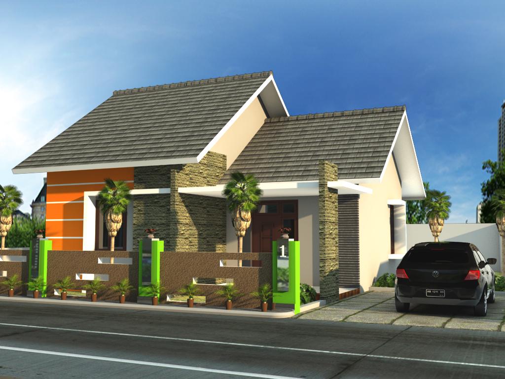 65 Desain Rumah Minimalis Modern 1 Lantai Terindah Dan Terbaru