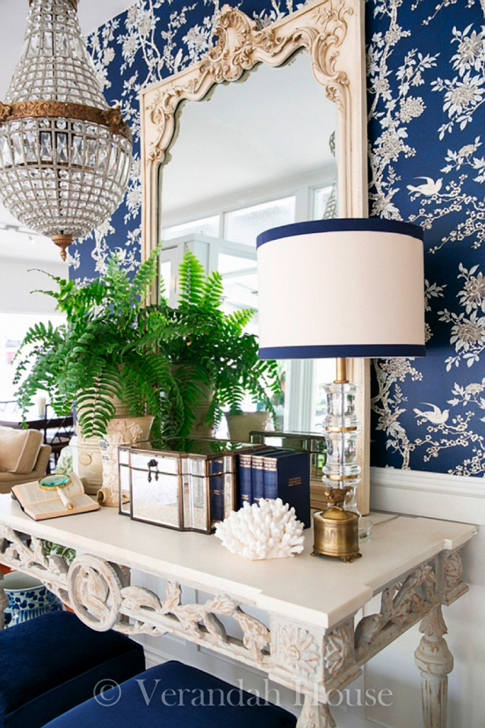 Zsazsa bellagio like no other in the navy - Verandah house interiors ...