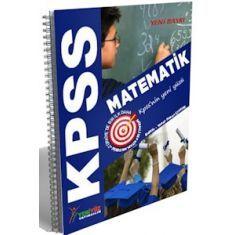Yeniyüz KPSS Matematik Spiralli Cep Kitabı Konu Anlatımlı