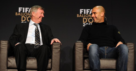 United missed out on me as Sir Alex Ferguson's successor because of the Scotsman's ACCENT - Guardiola