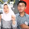 """Goyang Nasi Padang 3 Remaja Berseragam Viral, Netizen: """"Yang Gini-gini yang Harus Dicontoh!"""""""