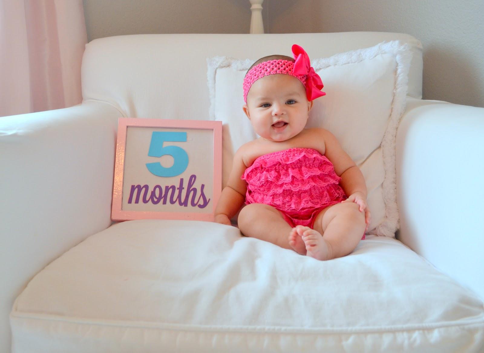С 5 месяцами ребенка картинки, картинках новорожденной
