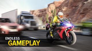 Highway Rider Motorcycle Racer v2.0.1 Apk2