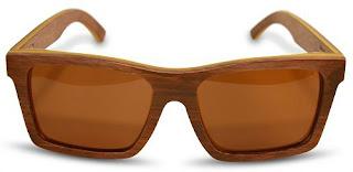 Hand Made Cherry Wood Sunglasses
