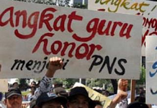 Regulasi Tenaga Honorer Swasta Menjadi PNS