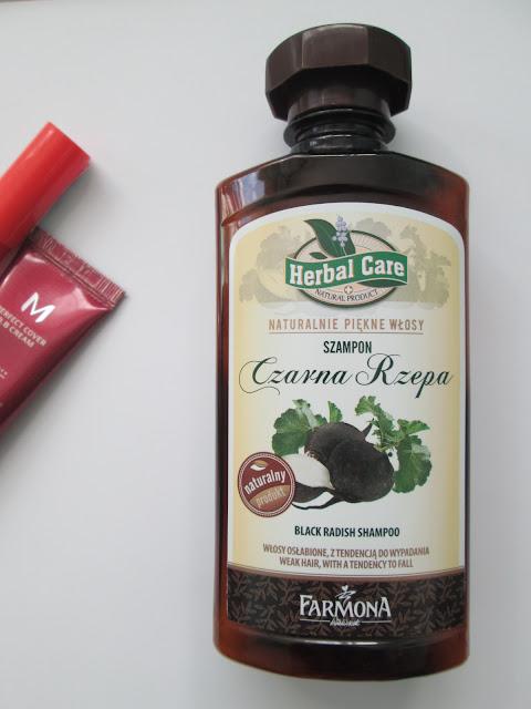 szampon farmona czarna rzepa