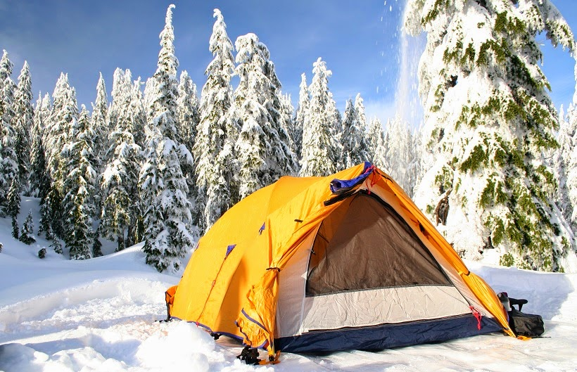 How to Stay Safe While RV Camping in Cold Weather