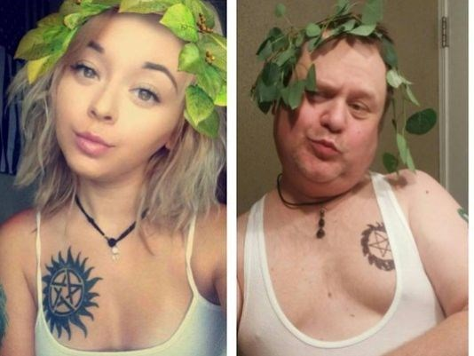 Suka Tirukan Pose Anak Gadisnya di Instagram, Ternyata Alasan Sang Ayah Bikin Nangis