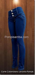 Short capris pezqueros de mezclilla 2016 pantalones  colombianos originales 2017