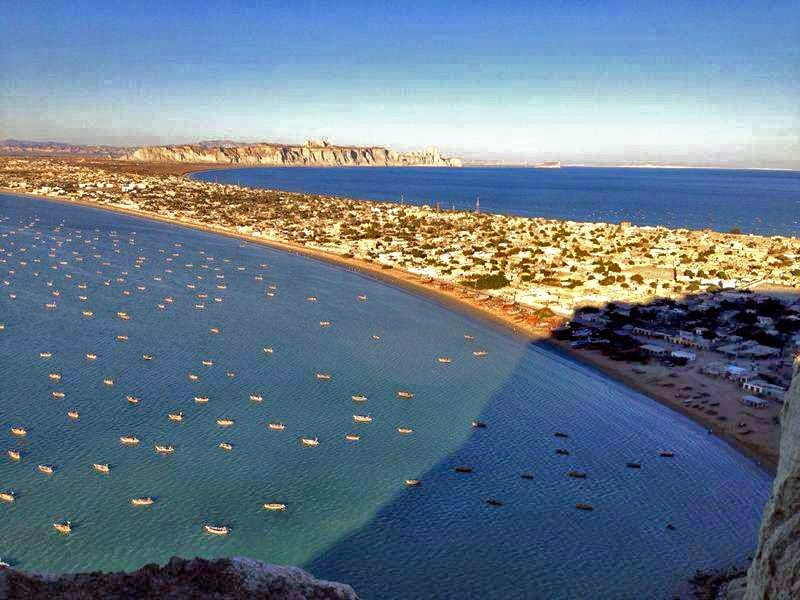 pakistan's gwadar port prospects of Gwadar to be made smart port city, says minister  speaking on the potentials and prospects of gwadar, he appreciated the pakistan institute for conflict and security studies (picss) for.