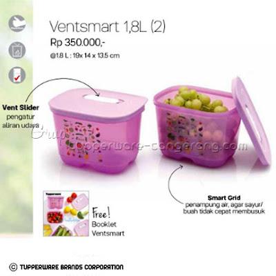 Ventsmart 1,8L ~ Katalog Tupperware Promo Mei 2016