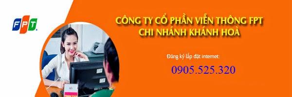 Đăng Ký Lắp Đặt Wifi FPT Thành Phố Cam Ranh