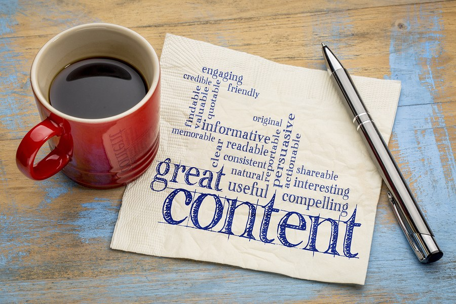 Great Content Marketing Strategy