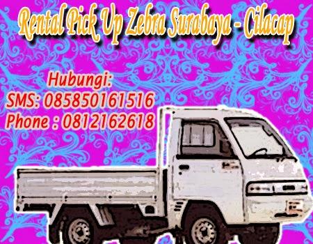 Rental Pick Up Zebra Surabaya - Cilacap