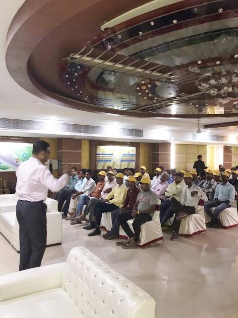Finolex Industries Ltd. organized Skill Development for Plumbers in Faridabad (Delhi NCR)