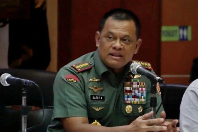 Anjurkan Nobar Film G30SPKI, 'Kelompok Tertentu' Hajar Dan Bully Panglima TNI