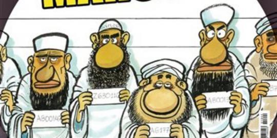 Kartun Nabi Yang Sangat Menghina Kaum Muslim Cigablogs - k Galeri Foto ...