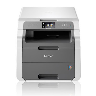 efficient coloring as well as mono impress speeds of upwards to  Brother DCP-9015CDW Driver Downloads