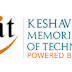 Keshav Memorial Institute of Technology, Hyderabad, Wanted Teaching Faculty