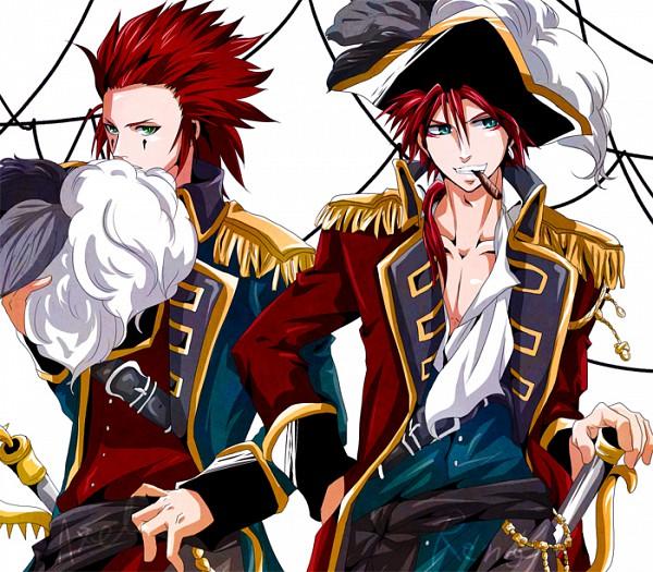 Manga Anime Pirates: Pack De Imagenes De Anime/Manga : Chicos Muy Monos