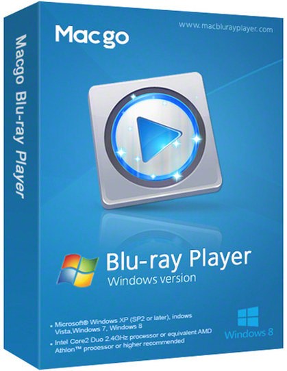 Macgo Windows Blu-ray Player 2.16.10.2261 Multilingual