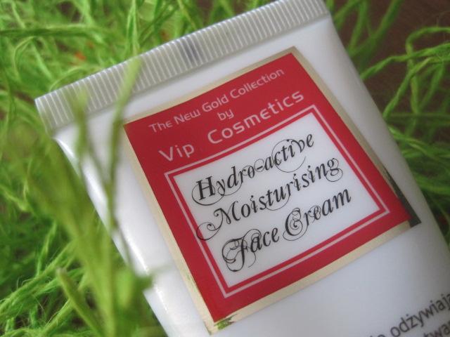 Hydro-active Moisturising Face Cream od Vip Cosmetics