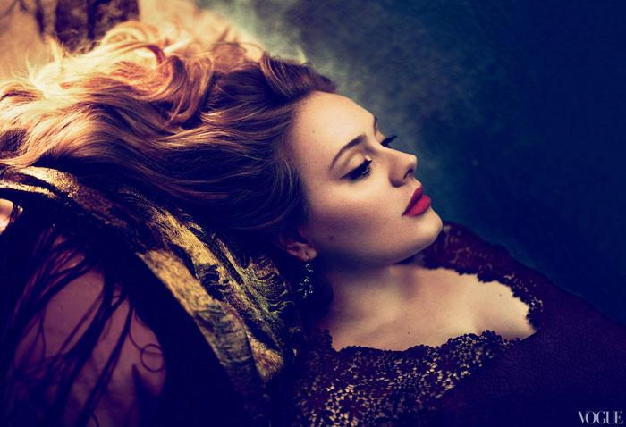 77f81c0f4190 Adele by Mert Alas   Marcus Piggott for Vogue US