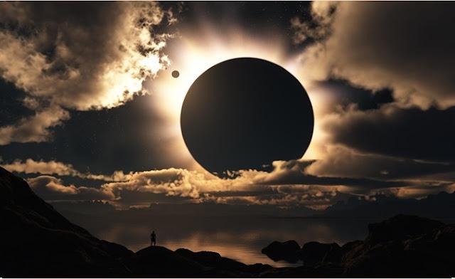 Cielos en planetas de otros mundos