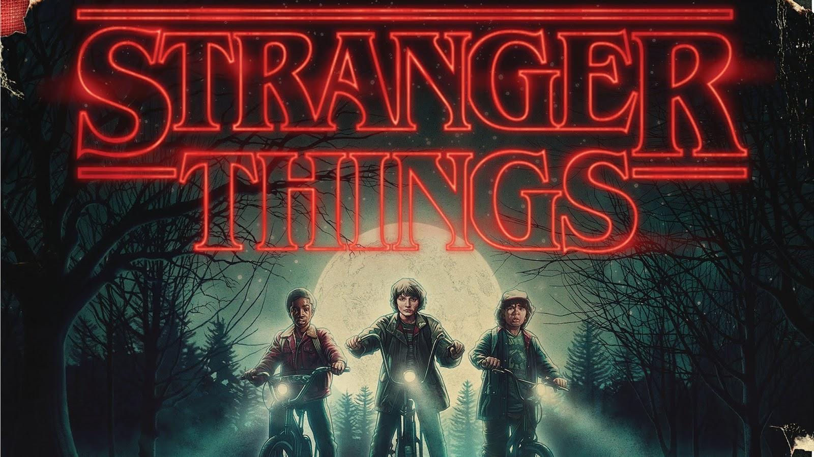 Stranger Things Season 1-2 [ Completed