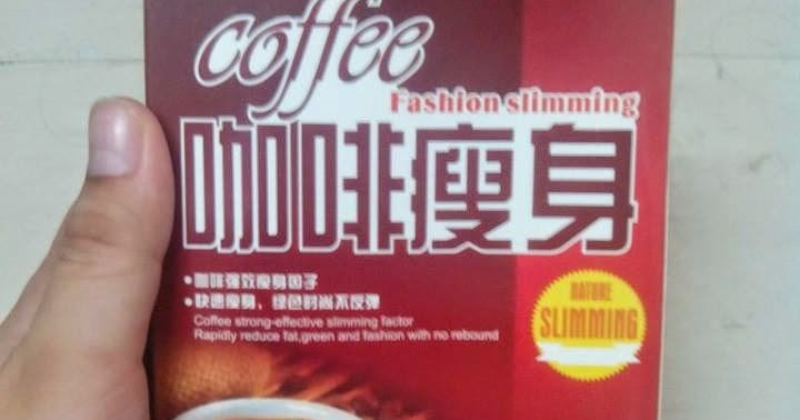 authentic fashion slimming cafea