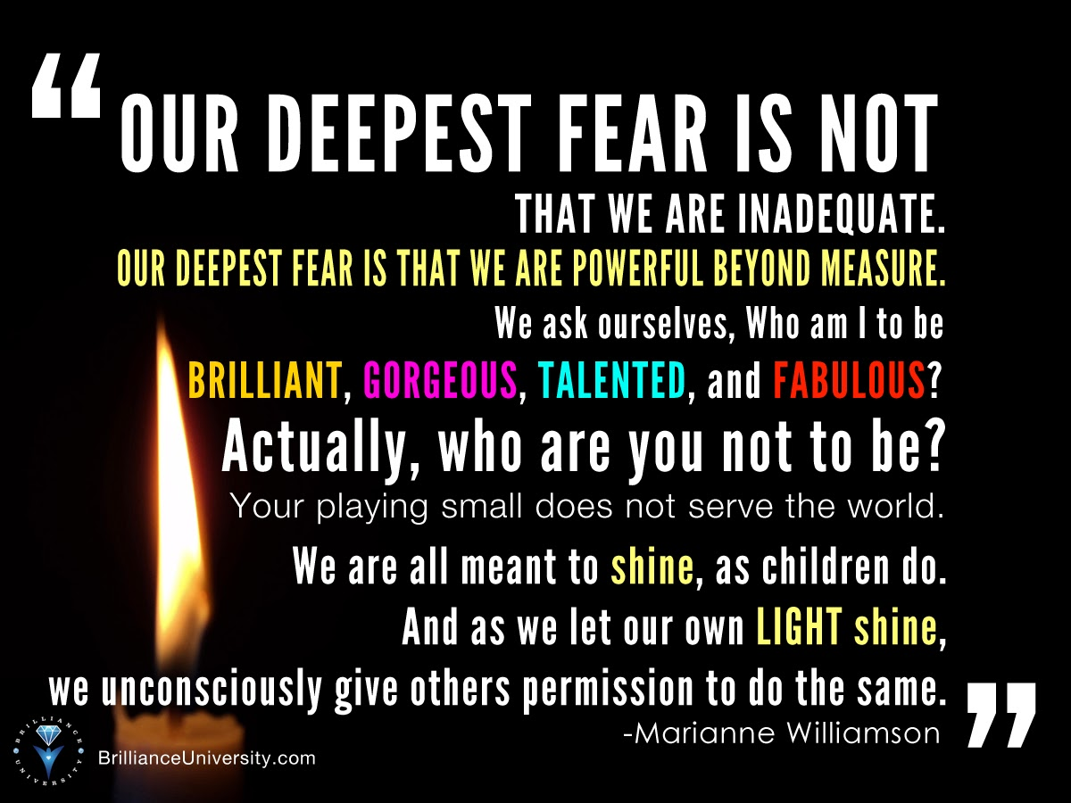 That Weird Thing What Is Your Deepest Fear