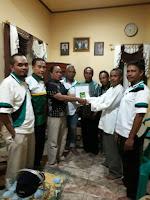 Setelah Lutfi dan Aji Man, Irfan Resmi Mendaftar di Partai Bulan Bintang