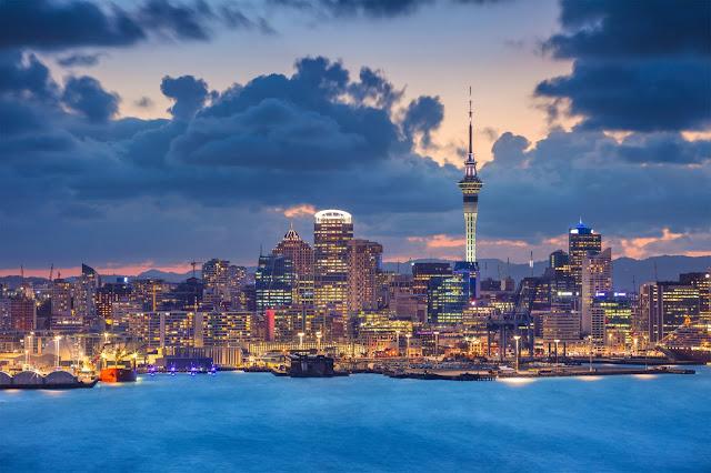 New Zealand could legalize recreational marijuana in 2020.