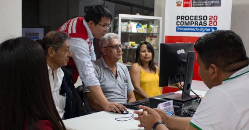 QALI WARMA: Más de 200 veedores acreditados para el Proceso de Compras Electrónico 2020 para asegurar servicio alimentario - www.qaliwarma.gob.pe
