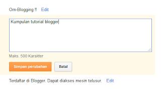 langkah mudah mengubah blog anda menjadi seo friendly